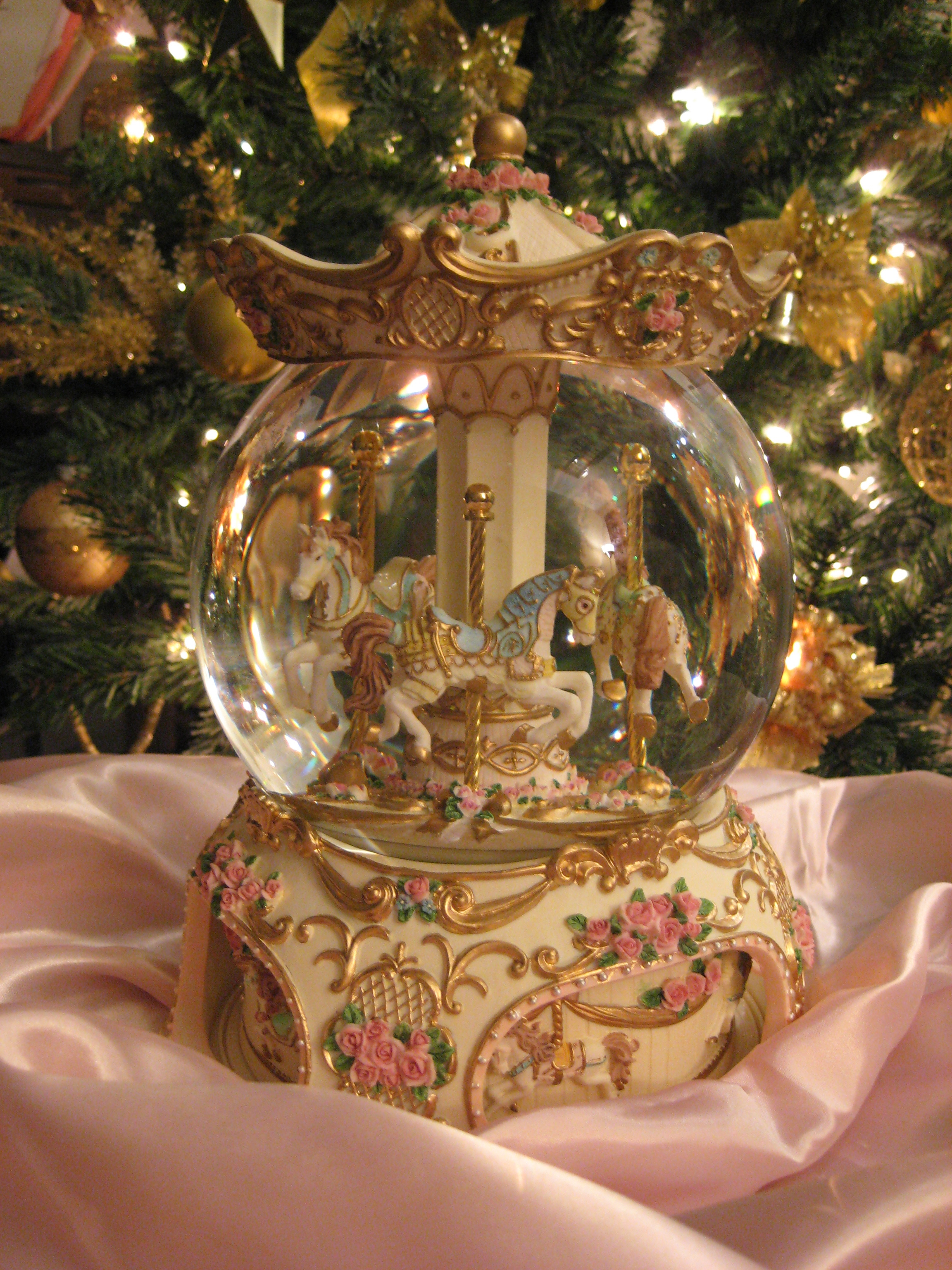 Another Word For Glass Globe