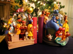 Disney Bookends